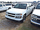 2009 Chevrolet Colorado Extended-Cab Pickup Truck