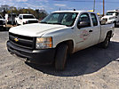 2009 Chevrolet K1500 4x4 Extended-Cab Pickup Truck