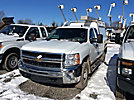 2009 Chevrolet K2500HD 4x4 Extended-Cab Pickup Truck