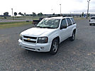 2009 Chevrolet Trailblazer 4x4 4-Door Sport Utility Vehicle