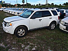 2009 Ford Escape 4x2 4-Door Sport Utility Vehicle