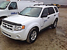 2009 Ford Escape 4x4 4-Door Hybrid Sport Utility Vehicle