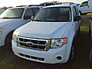 2009 Ford Escape 4x4 4-Door Sport Utility Vehicle