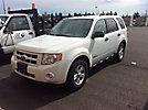 2009 Ford Escape Hybrid 4x2 4-Door Hybrid Sport Utility Vehicle