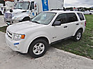 2009 Ford Escape Hybrid 4x2 4-Door Sport Utility Vehicle