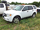 2009 Ford Escape XLS 4x4 4-Door Sport Utility Vehicle