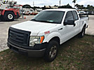2009 Ford F150 4x4 Extended-Cab Pickup Truck