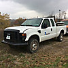 2009 Ford F250 4x4 Extended-Cab Pickup Truck