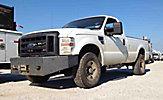 2009 Ford F250 4x4 Pickup Truck