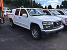 2009 GMC Canyon 4x4 Crew-Cab Pickup Truck