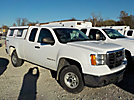 2009 GMC K2500HD 4x4 Extended-Cab Pickup Truck