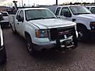 2009 GMC K2500HD 4x4 Extended-Cab Service Truck