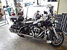 2009 Harley-Davidson Road King - FLHPI Motorcycle