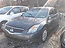 2009 Nissan altima 2.5S 4-Door Sedan