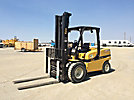 2009 Yale GDP100VXNCGV111 Solid Tired Forklift