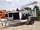 2010 Altec Environmental Products DC1317 Chipper (12 Disc), trailer mtd