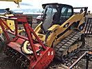 2010 Caterpillar 299C Crawler Skid Steer Loader