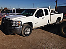 2010 Chevrolet C2500HD Extended-Cab Pickup Truck