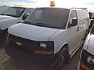 2010 Chevrolet G2500 Cargo Van