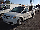 2010 Dodge Caravan Mini Cargo Van
