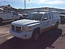 2010 Dodge Dakota 4x4 Extended-Cab Pickup Truck