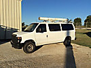 2010 Ford E350 Cargo Window Van
