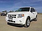 2010 Ford Escape Hybrid 4x2 4-Door Hybrid Sport Utility Vehicle,