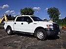2010 Ford F150 4x4 Crew-Cab Pickup Truck