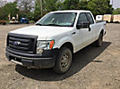 2010 Ford F150 4x4 Extended-Cab Pickup Truck