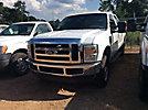 2010 Ford F250 4x4 Crew-Cab Pickup Truck