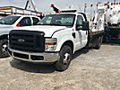 2010 Ford F350 Flatbed Truck