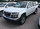 2010 GMC Canyon 4x4 Crew-Cab Pickup Truck