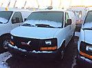 2010 GMC G1500 AWD Cargo Van