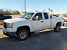 2010 GMC K2500HD 4x4 Extended-Cab Pickup Truck