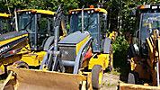 2010 John Deere 310SJ Tractor Loader Extendahoe
