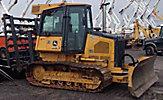 2010 John Deere 550J-LGP Crawler Tractor