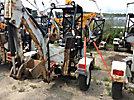 2010 RHM GF6LM Towable Backhoe