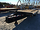 2010 Towmaster T20, 10-Ton T/A Tagalong Equipment Trailer