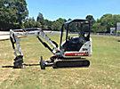 2011 Bobcat 325G Mini Hydraulic Excavator,