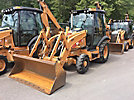 2011 Case 580N 4x4 Tractor Loader Extendahoe