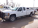 2011 Chevrolet C2500HD Extended-Cab Pickup Truck