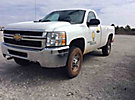 2011 Chevrolet K2500HD 4x4 Pickup Truck