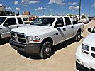 2011 Dodge W2500 4x4 Crew-Cab Pickup Truck