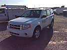 2011 Ford Escape 4x4 4-Door Sport Utility Vehicle