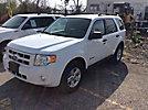 2011 Ford Escape Hybrid AWD Sport Utility Vehicle