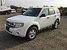 2011 Ford Escape XLS 4x4 4-Door Sport Utility Vehicle