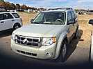 2011 Ford Escape XLT 4-Door Sport Utility Vehicle, AWD