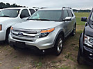 2011 Ford Explorer Limited 4x4 4-Door Sport Utility Vehicle