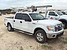 2011 Ford F150 4x4 Crew-Cab Pickup Truck