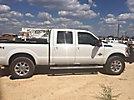 2011 Ford F250 4x4 Crew-Cab Pickup Truck
